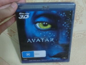 ORIGINAL-Blu-ray-3D-Avatar-Panasonic-Exclusive-Release-sealed-BRAND-NEW