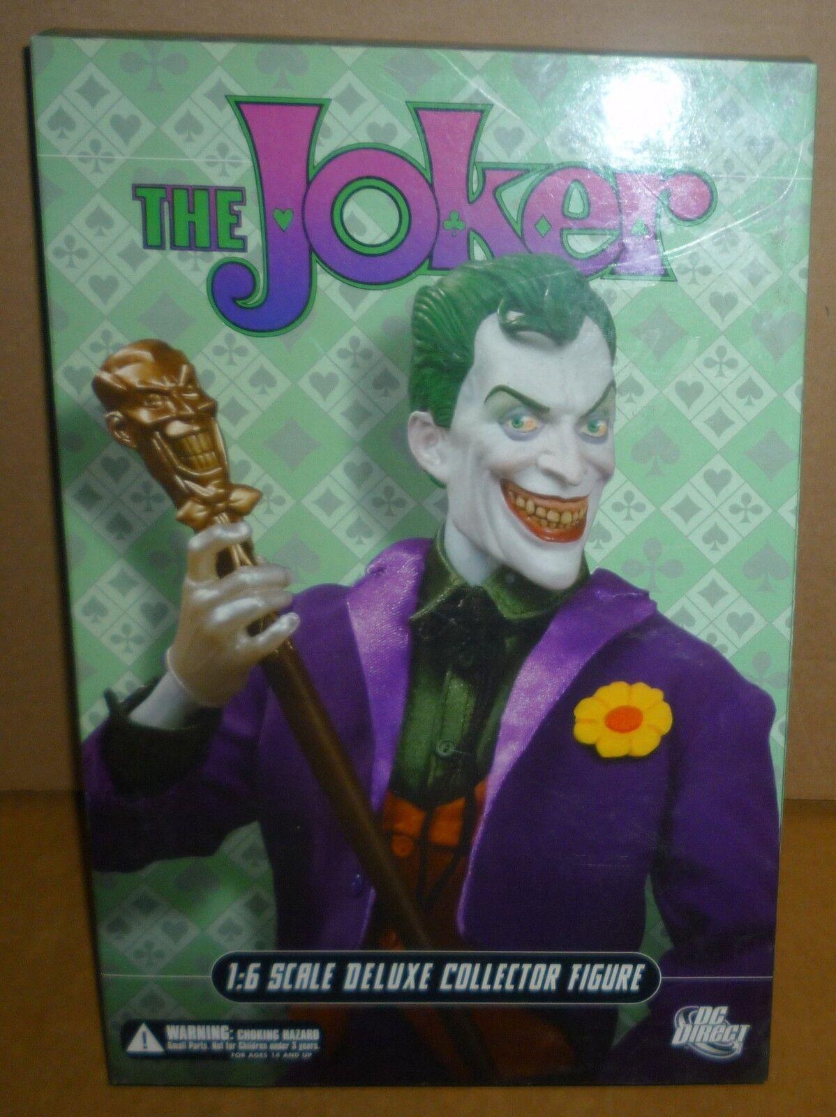 JOKER DC Direct Deluxe 13  Action Figure Missing 1 1 1 card e88d1b