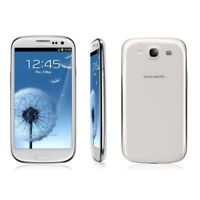 NEW Samsung Galaxy S3 Unlocked Mobile Phone - 16GB 8MP GPS WIFI ANDROID - White