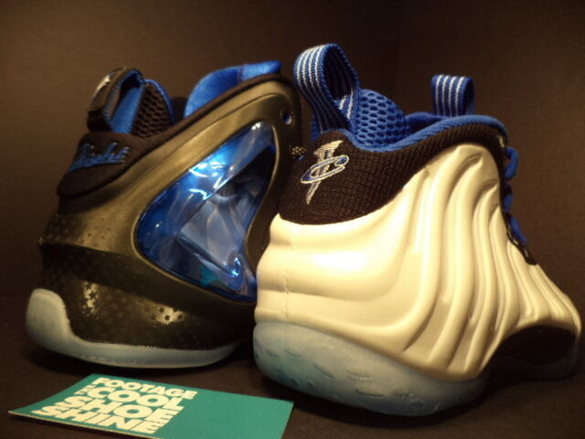 NIKE AIR FOAMPOSITE ONE LIL PENNY POSITE SHOOTING STARS blanc  Noir Bleu NEW 9.5