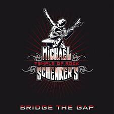 Michael Schenker's Temple of Rock - Bridge the Gap (2013)  CD  NEW  SPEEDYPOST