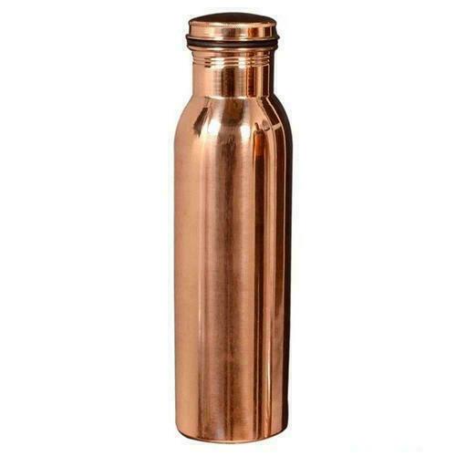 100/% reines Kupfer Wasserflasche Ayurveda Nutzen für die Gesundheit 950 ml