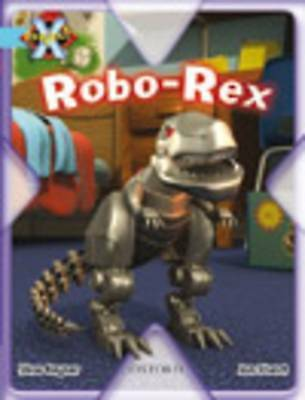 Project X: Toys and Games: Robo-Rex-ExLibrary