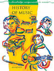 History of Music by Roy Bennett (Paperback, 1987)
