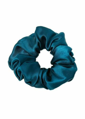 Regular LilySilk 100/% Pure Silk Charmeuse Scrunchy Scrunchies For Hair