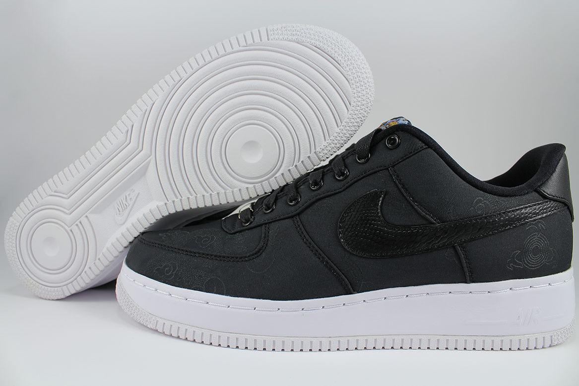 Nike Air Force 1 baja Supreme I negro / 0 TZ año negro I de la Dragon nuevo DS hombres reducción de precio liquidación estacional 6f766d