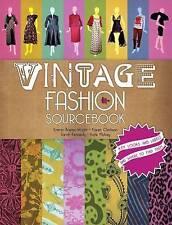 Vintage Fashion Sourcebook-ExLibrary