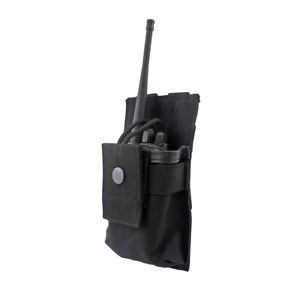Tactical-Walkie-Talkie-Holster-MOLLE-Radio-Holder-Open-Top-Mag-Pouch