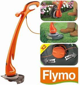 flymo contour corded xt strimmer electric grass trimmer. Black Bedroom Furniture Sets. Home Design Ideas