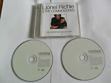 Lionel Richie & Commodores - The Definitive Collection (2CD 2003)