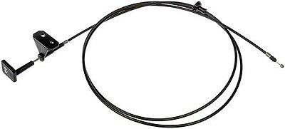 fits Honda Civic 96-00 Hood Release Cable With Handle New Dorman 912-010