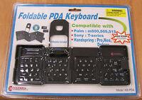 Foldable Pda Keyboard - Palm, Sony, Handspring...