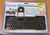 Foldable Pda Keyboard - Palm, Sony, Handspring...