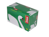 SWAN GREEN STANDARD SMOKING 100 BOOKLETS CIGARETTE PAPERS