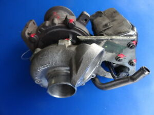 Turbolader BMW 745d E65 rechts 242kW 329PS Zyl. 1-4 Turbo 11657794251 7794250