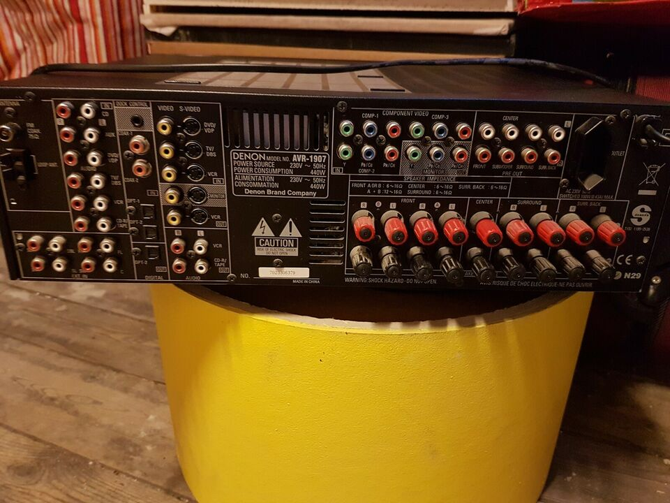 Højttaler, B&W, 605 S2