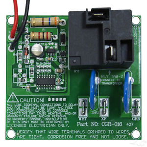 EZGO Charger Board, Power Input/Control Powerwise Charger 28667G01 on