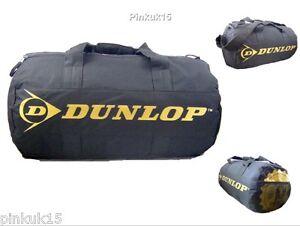 New Dunlop Retro Sports Duffle Gym Bag Flight Work Travel Holdall ... d9e0b46f2a