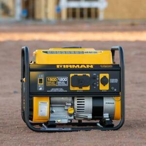 Firman 1500 Watt Performance Generator P01202