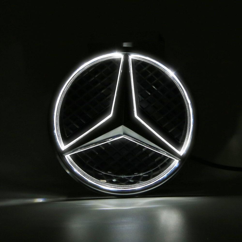 Mercedes Benz B Class W245 2005 2011 Front Bumper Grill: Front Grille Star Emblem Logo For Mercedes Benz 2006-2013