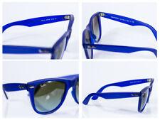 item 3 £140 RAY-BAN ORIGINAL WAYFARER SUNGLASSES ELECTRIC BLUE RB2140  887 96 MATTE -£140 RAY-BAN ORIGINAL WAYFARER SUNGLASSES ELECTRIC BLUE RB2140  887 96 ... c450119679ca