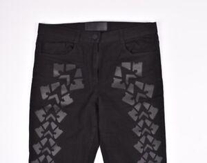 Alexander-Wang-H-amp-m-Femme-Jeans-Taille-EUR-36-US-6-Veritable