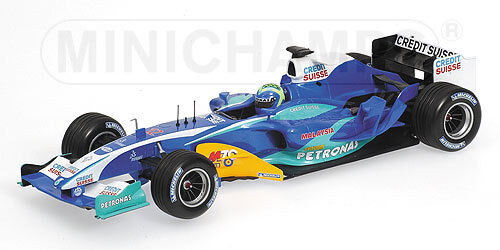 Minichamps Sauber Petronas C24 2005 1  18  12 Felipe Massa (BRA)  grande remise