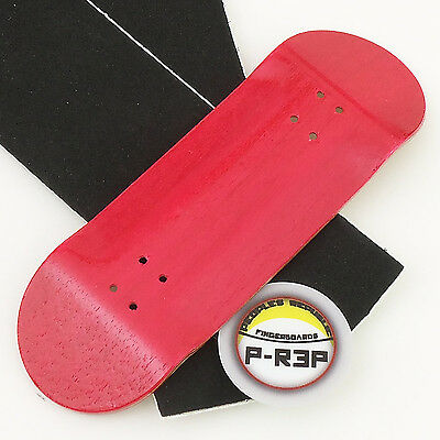 Peoples Republic 32MM Wooden Fingerboard Deck Pink Extra Wide