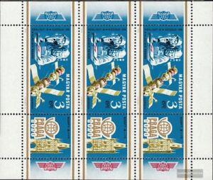 Ungarn-3308-Kleinbogen-kompl-Ausg-postfrisch-1978-Briefmarkenausstellung