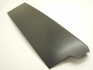 Audi-A3-8P-3-Door-OS-Right-External-B-Pillar-Trim-Black-New-Genuine-8P3853290B
