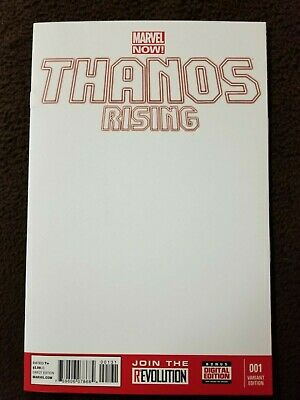 THANOS RISING #1 NEAR MINT 2013 S YOUNG VARIANT COVER
