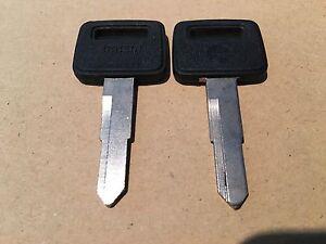 Honda NXR 680 Africa Queen Bj.88-90 Schlüsselrohling ERREBI Profil HD24RP