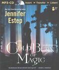 Cold Burn of Magic by Jennifer Estep (CD-Audio, 2015)