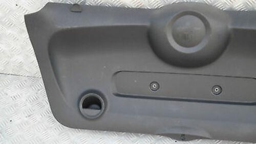 BMW Mini Cooper Uno R56 LCI Tronco Inferior Cubierta Del Panel Moldura Tapa De Arranque De Cola 7148904