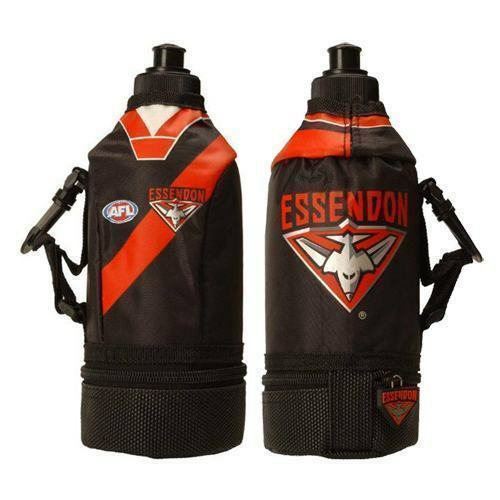 Essendon-Bombers-AFL-Footy-Drink-Bottle-Cooler-Fast-shipping