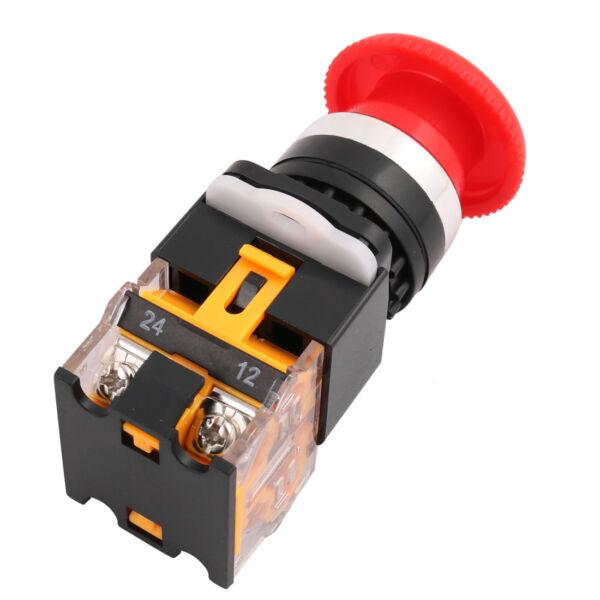 SUNS PBC22-10A Normally Open 22mm Pushbutton Contact Block NO