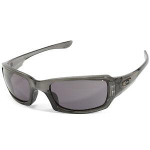 d4fdd6d24b Oakley Fives Squared OO9238-05 Grey Smoke Warm Grey Unisex Sports ...