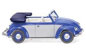079404-Wiking-VW-Kaefer-1200-Cabrio-blau-silber-1-87