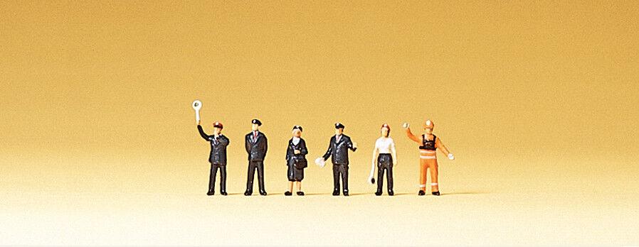 Preiser 88528 Escala Z Figuras,Personal de Estación Db 1989 1989 1989   Nuevo en Emb. cb06d1