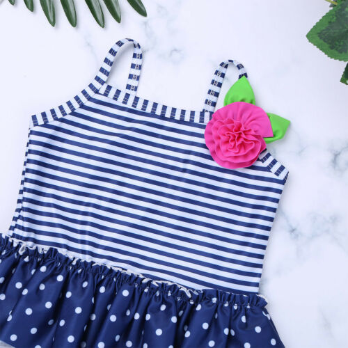 One-piece Toddler Kids Baby Girl Swimwear Swimsuit Swimming Beach wear Clothes