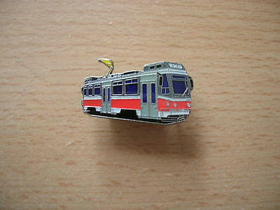 Pin Anstecker Straßenbahn T6C5 CKD New Orleans Art. 6296 Tram Eisenbahn