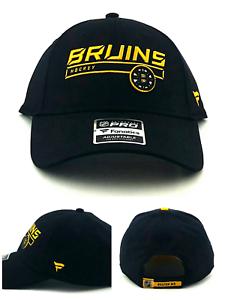 cb0bb5ca8e2 Image is loading Boston-Bruins-Hockey-Fanatics-Pro-New-Black-Gold-