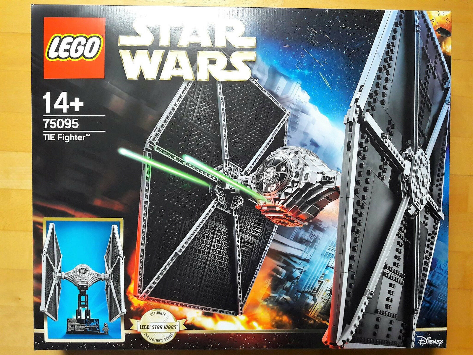 LEGO 75095 Star Wars UCS TIE Fighter   Neu & OVP   New & Sealed