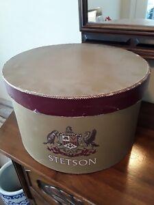 cc0a14b3e252c6 Image is loading Vintage-Stetson-Hat-Box