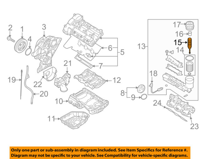 hyundai oem 07 08 entourage engine parts core 263523c100 for hyundai oem 07 08 entourage engine parts core 263523c100
