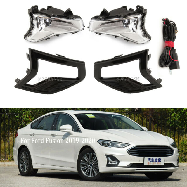 Diagram Led Fog Light Cover Harness For Ford Fusion 2019 2020