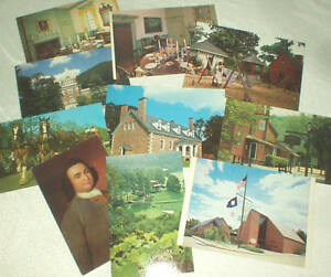 Details about FAB LOT 10 VINTAGE VIRGINIA STATE POSTCARDS POST CARDS