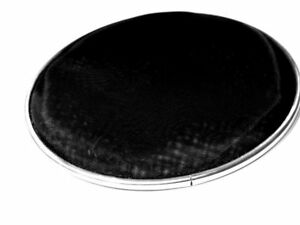 Prism-SS-Mesh-Electronic-Drum-Quiet-Heads-3Ply-Black-Roland-amp-Alesis-Replacement