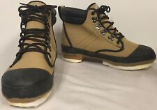 Pro Line Men/'s 52502 Nylon Wading Boots with Felt Outsole 11 Green US