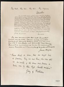 1926-Litografia-Vicomte-Gladstone-Haldane-Bryce-Gris-de-Fallodon